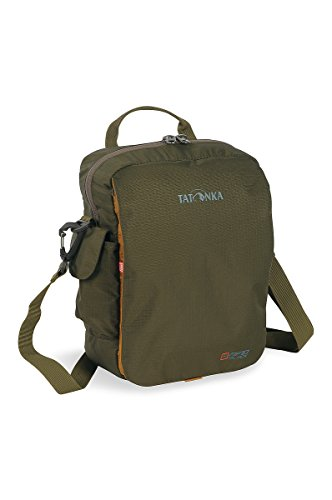 Tatonka Borsa Check in XL RFID B, Tasche Check In XL RFID B, verde, 0.5 l verde