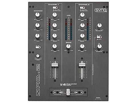 Synq SMD2 Table de mixage Gris