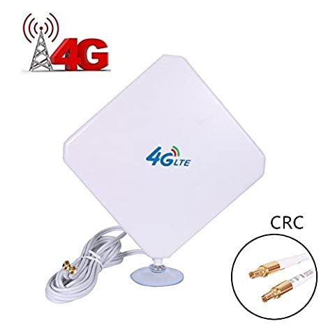 Antenne 4G LTE 35dbi CRC9,Connecteur Booster Amplificateur De Signal Equipment