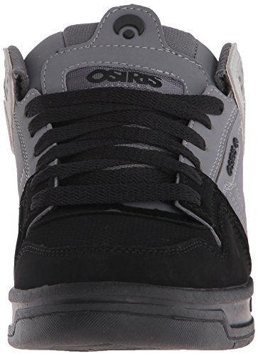 Baskets Osiris: Peril Lt Grey GR/BK Gris
