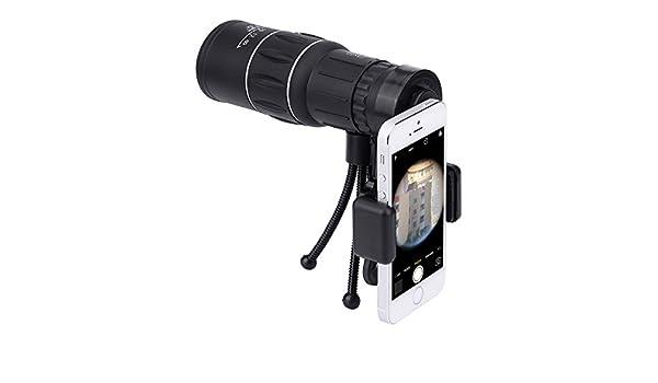 Monokular teleskop dual focus spektive hd breit view bak4 prism