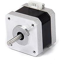 17 3D Drucker Zwei Phasen 4 Leiter Schrittmotor für 1.8Deg 17HD34008-22B