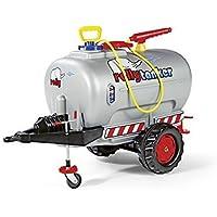 Rolly Toys Single Axel Tanker, Silver by Kettler