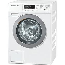 Miele WKB130WCS D LW Waschmaschine Frontlader / A+++ / 176 kWh/Jahr / 1600 UpM / 8 kg / Wotosweiß / 9900 L/Jahr / Thermo-Schontrommel / Capdosing