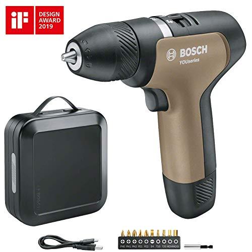 Bosch Akkuschrauber YOUseries Drill Set 3,6 Volt / 4 Ah, 9,2 Nm, 600 g