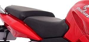 Vheelocity 72559 Black Motorcycle Seat Cover for Bajaj Pulsar 150