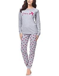 Italian Fashion IF Pijamas para mujer Cleo 0223