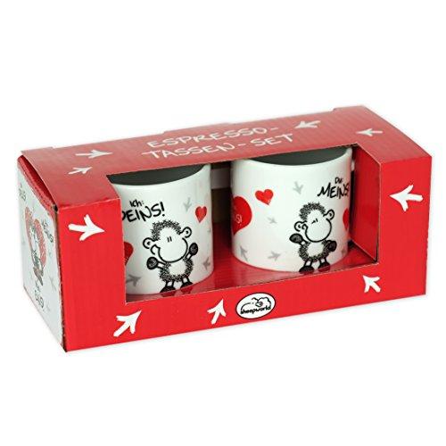 Sheepworld 45186 Espresso-Tassen Set