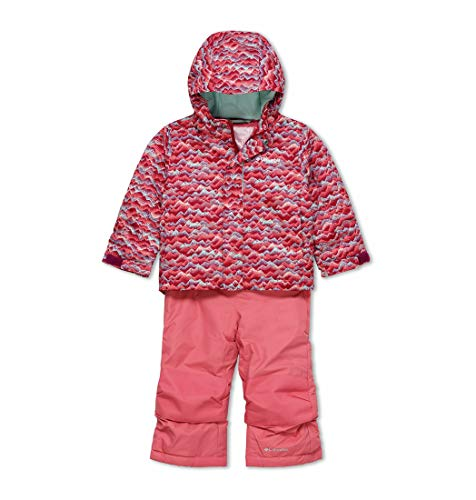 Columbia Toddlers' Snow Set, Buga, Pomegranate Trees, XXS