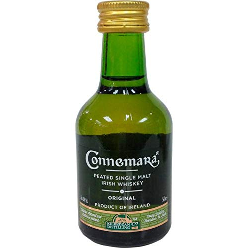 Connemara Peated Single Malt Whiskey 0,05l 40%