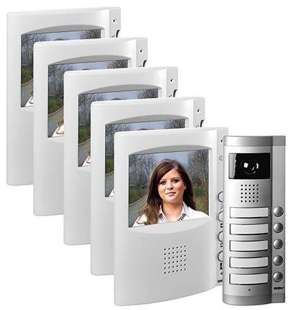 gev-video-tursprechanlage-cvs-5-familienhaus-komplett-set
