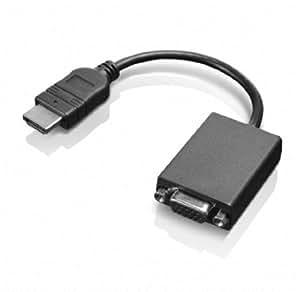 Lenovo 0B47069 HDMI zu VGA Monitor Netzteil schwarz