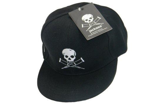 ACTS- MTV Jackass -  Cappellino da baseball  - Uomo Nero  nero Taglia unica