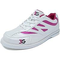 Chaussures de bowling, 3G Cruze, Mesdames et Messieurs, pour droitiers et gauchers, 2couleurs, Chaussures Taille 36–46