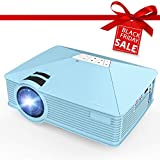 Best TV Portable dBPower - DBPOWER GP15 Videoprojecteur Portable LED Mini HD Projecteur Review