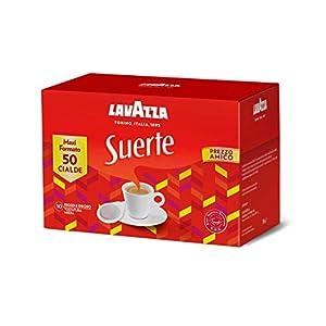 Lavazza (Roast and Ground) Suerte Caffè in Cialde Ese - 1 Confezione da 50 Cialde