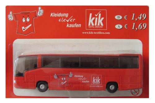 Preisvergleich Produktbild KIK Nr.04 - Kleidung clever kaufen - Bus