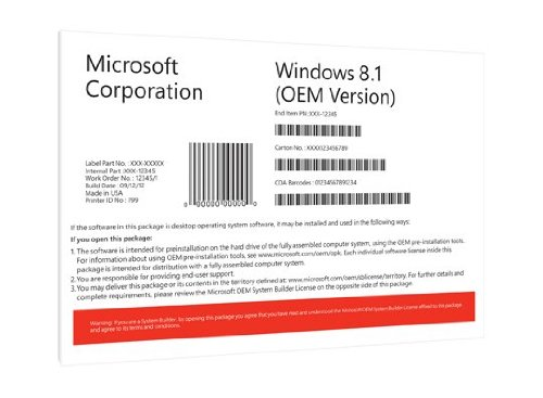 Windows 8.1 Pro OEM 64 Bit Vollversion (Windows 7 Pro Oem)