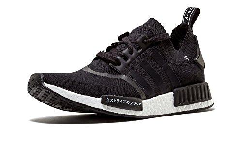 Baskets Adidas Nmd R1 Pk Noir Homme Black, White
