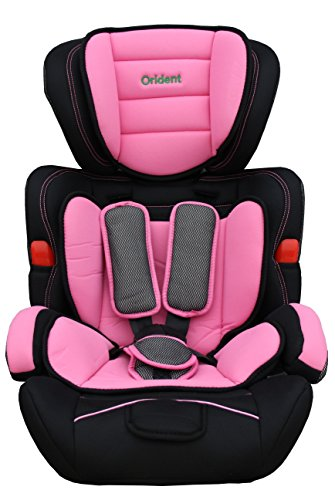 kindersitz autokindersitz 9 36 kg ece 44 04 gepr ft eu norm pink 2016 orident. Black Bedroom Furniture Sets. Home Design Ideas