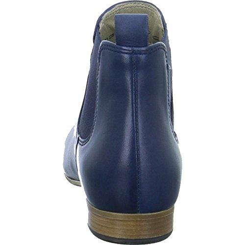 Tamaris 25323, Bottes Chelsea Femme Bleu (Navy 805)
