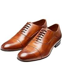 Schuhe next Herren Schuh in Hochglanzoptik mit Flügelkappe