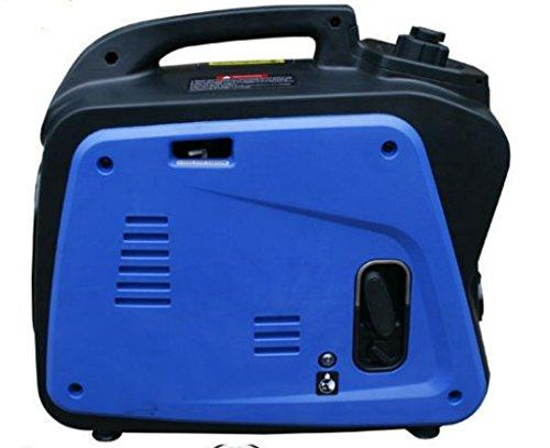 Gowe leichteste 800W Tragbarer Camping Benzin Power Inverter Generator Set 800w 800 Watt Power Inverter