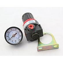 Earlywish 1 Unidad de Turbina Dental Compresor de Presión de Aire Manómetro de Válvula ...