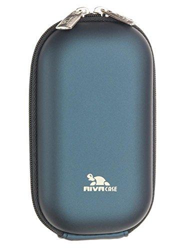 Riva Kamera Schutz Hülle Tasche Bag Case Blau für Canon IXUS 310 HS
