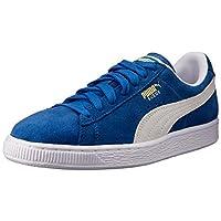 Puma Suede Classic+, Men's Low-Top Sneakers, BlAU (Olympian Blue-White 64), 11 UK,352634