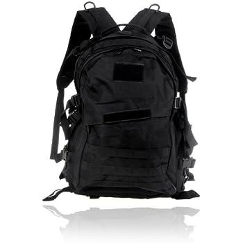 Lixada 40L Molle Táctica Militar Mochila del Morral que Acampa Viajar Senderismo Trekking Bag