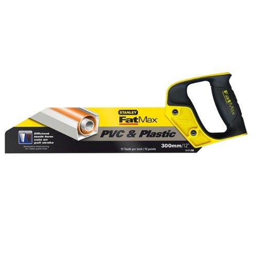 Stanley – Scie p/e en plastique PVC 300 mm FatMax