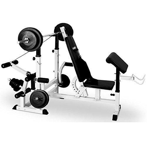 Máquina de musculación multifunción