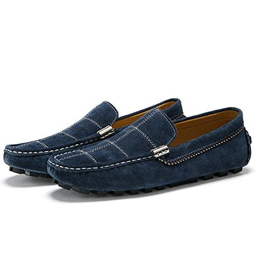 Baixo Topos Herren Sneaker Miyoopark Blau nfxw8Aqp
