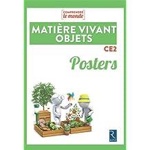 Matière, vivant, objets CE2 : Posters