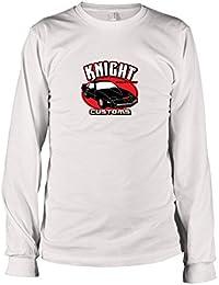 TEXLAB - Knight Industries Customs - Langarm T-Shirt