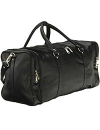MBOSS Faux Leather 30 Liter Unisex Single Travel Duffel Bag - TB SINGLE cb7a667434b9d