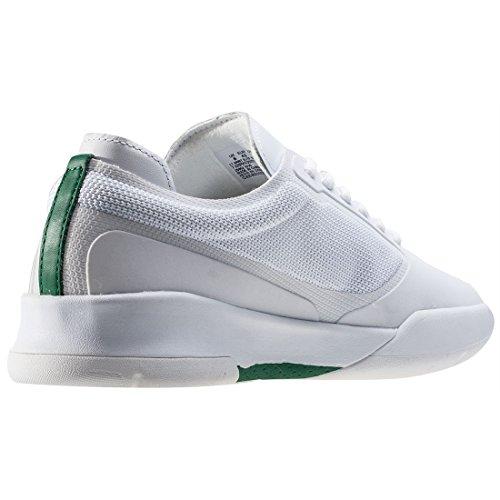 590188baee5 Lacoste Homme Blanc Lt Spirit Elite 117 4 Spm Sneaker Blanc ...