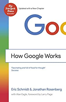 How Google Works (English Edition) di [Schmidt, Eric]
