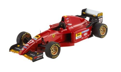 Hot Wheels Elite Ferrari 412 T2 J. Alesi Europe GP 1995 (japan import)