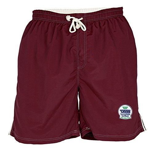 duke-d555-shorts-de-natation-pour-hommes-millefeuille-grand-king-size-trunks-plage-pantalon-bordeaux