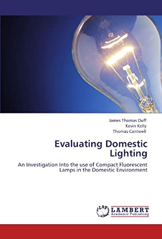 Evaluating Domestic Lighting: An Investigation Into the use of Compact Fluorescent Lamps in the Domestic Environment