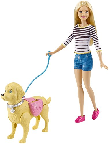 "Image of Barbie DWJ68 ""Walk and Potty Pup"" Doll"
