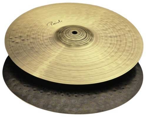 PAISTE CYMBAL SIGNATURE TRADITIONALS   HI HAT 14 MEDIUM LIGHT