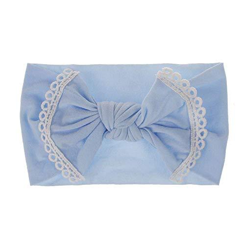TINGSU Mädchen Stirnband blau blau