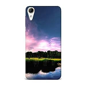 Qrioh Printed Designer Back Case Cover for HTC 828 -25M-MP2884