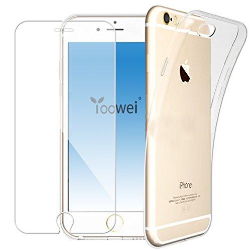 cover-iphone-6s-plus-pellicola-protettiva-in-vetro-temperato-yooweir-cover-iphone-6-plus-trasparente