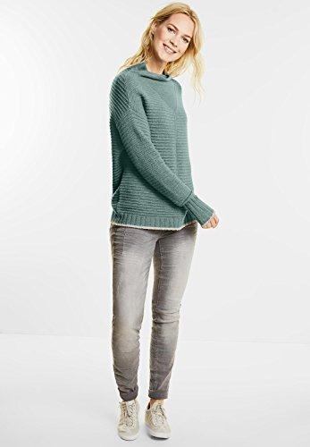 Cecil Damen Pullover Grün
