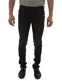 jeans guess jeans superskinny seasonal noir
