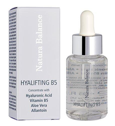 HYALIFTING B5 Hyaluron 4in1 Serum 30ml Hyaluronsäure Vitamin B5 Allantoin Aloe Vera Komplex Concentrat